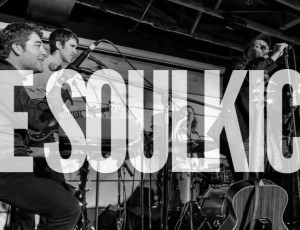 The Soulkicks Facebook Page